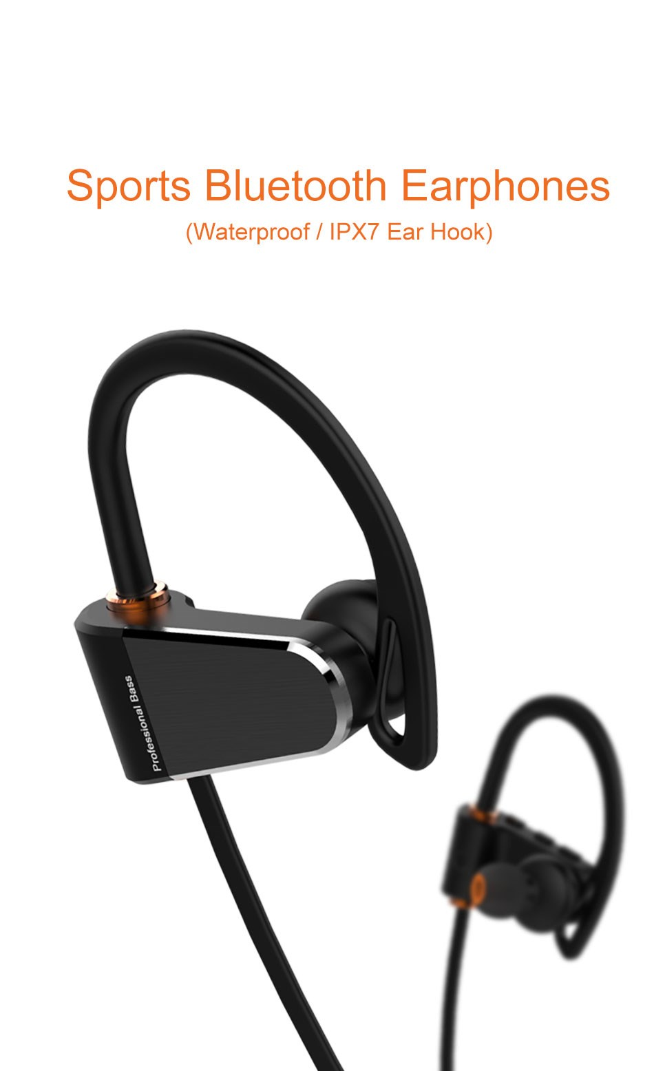 Wireless Headphones Bluetooth