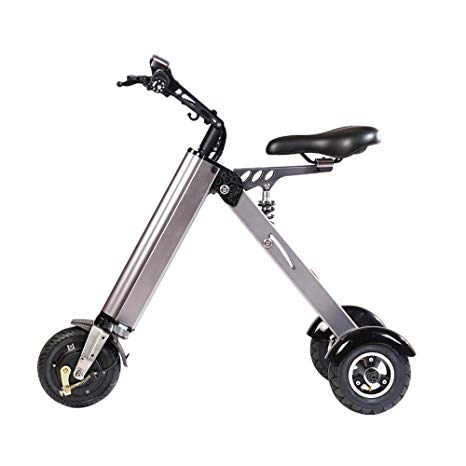 Aluminum Tricycle and Parts