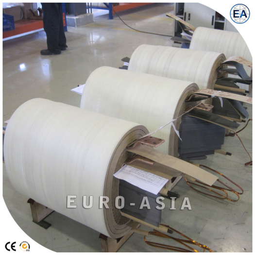 Automatic Foil Coil Winding Machine