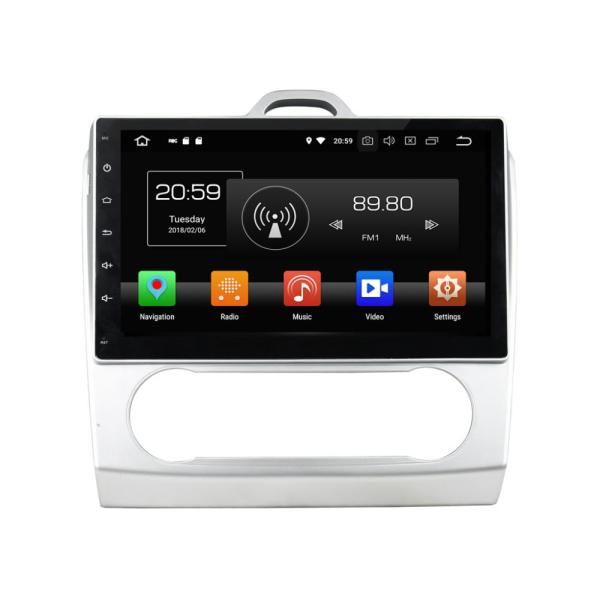 car radio with gps for FOCUS 2007-2011 AT