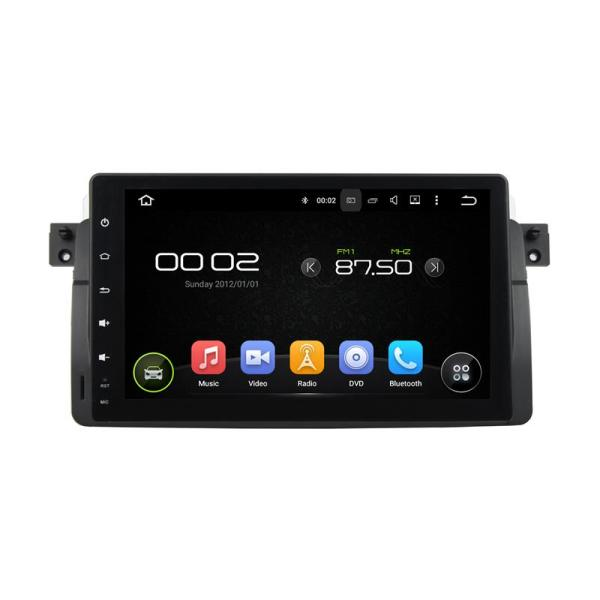 BMW E46 Android 7.1 dvd players