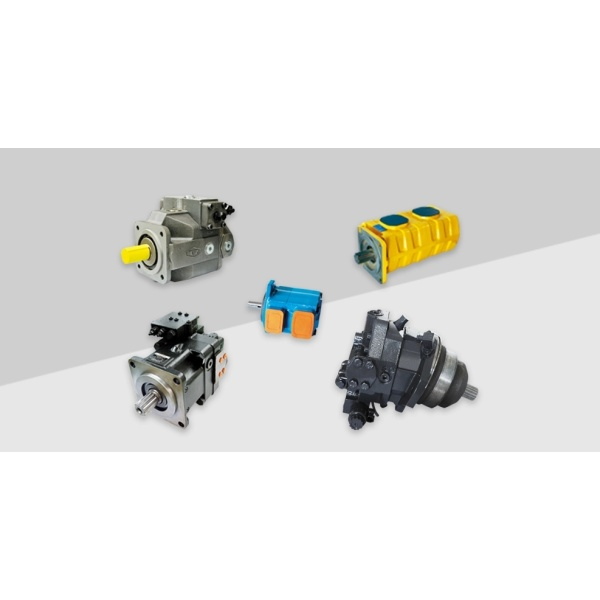 ZM02FM series of dosing Hydrauli Piston Motor