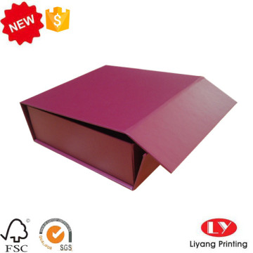 Sweet cardboard folding gift packaging box