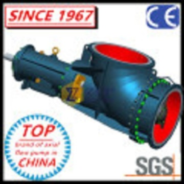 Axial Flow Pump of different materials