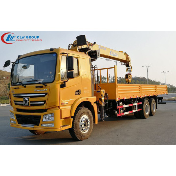 2019 New XCMG 12T Telescopic Crane Truck
