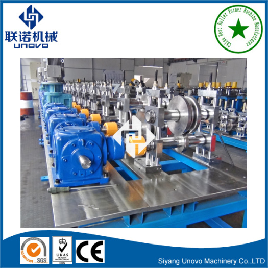 German design C section unistrut channel roll forming machine