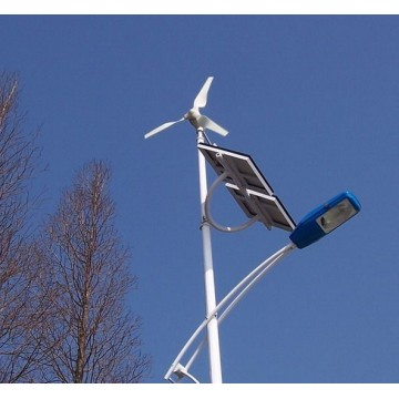 CE RoHS Certificated Wind solar hybrid Street Light