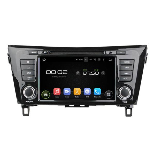 NISSAN QashQai X-Trail 2014 Android Car Dvd Gps