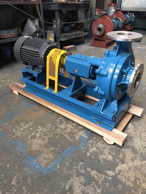 XWJ frequency conversion non-blocking stainless steel pulp pump explosion-proof low-concentration slurry pump 4