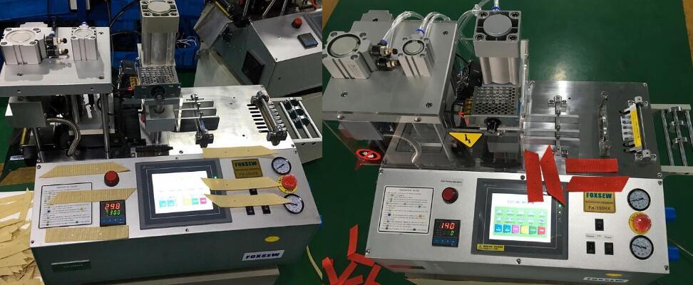 Automatic Angle Cutting Machine With Hole Puncher 5