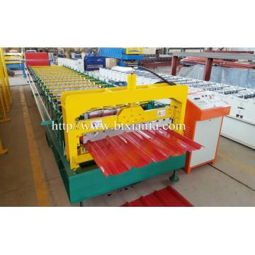 Steel Roofing Roll Forming Machine