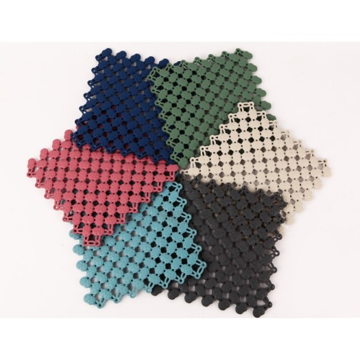 Factory Price Anti-Slip PVC Wet  Area Mat