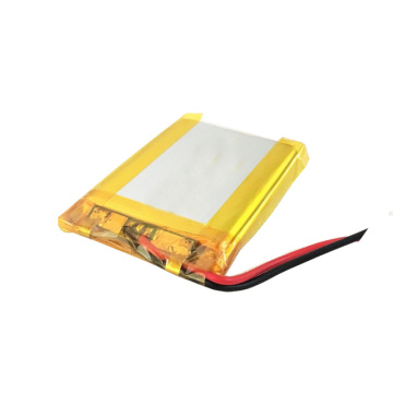 1200mah 603448 best sale rechargeable lipo battery