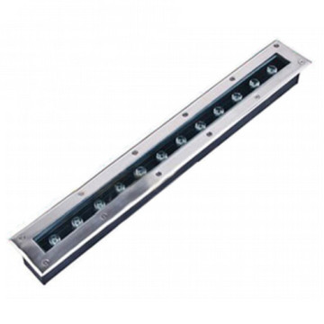 Weatherproof Linear 12W LED Inground Light