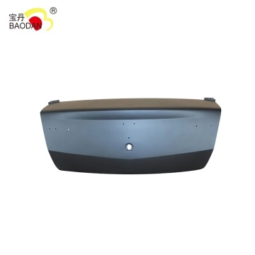 Rear Hood Cover For Renault Dacta