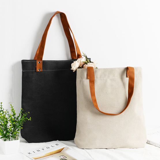 Customized Cotton Canvas Tote Bag