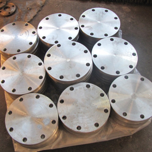 CLASS 600 CARBON STEEL FORGED BLIND FLANGE