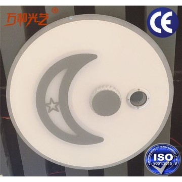 Intelligent air purification led kitchen ceiling light