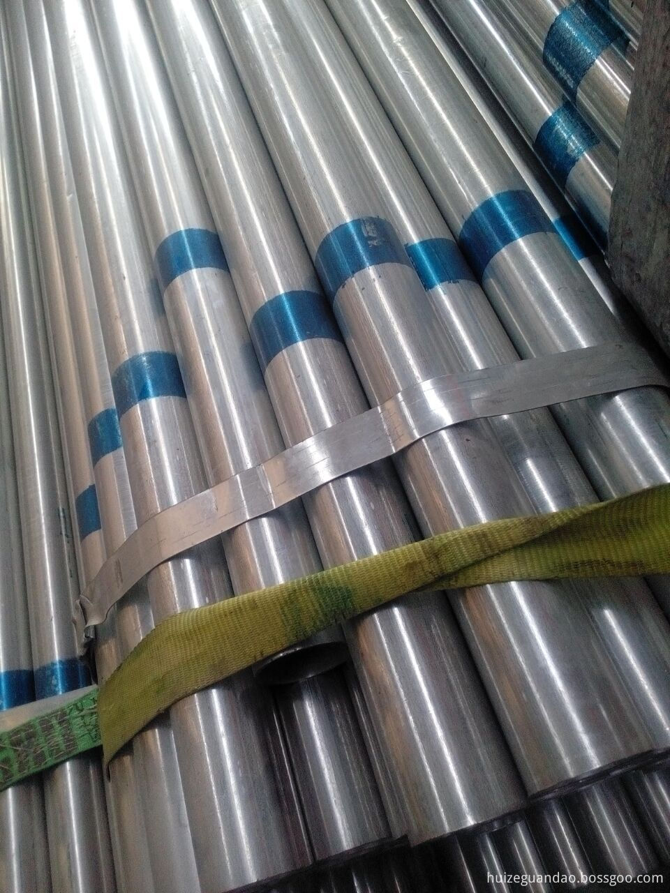 A53 GRB Galvanized Steel Pipe