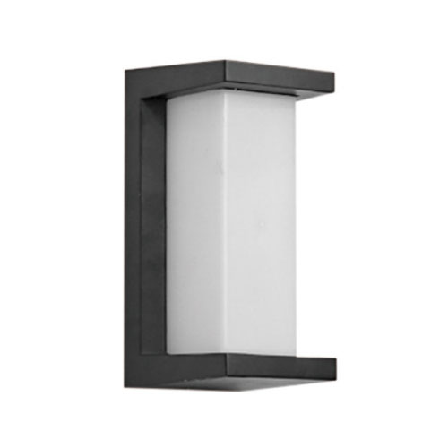 Bright Entryway Patio 15W Outdoor Wall Light