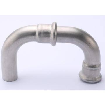 DIN Standard 316L Stainless Steel Elbow