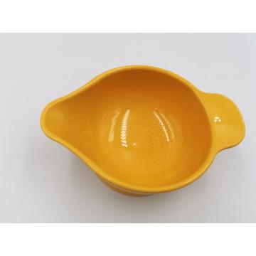 Compostable Cornstrach Natural Baby Mash Serve Bowl