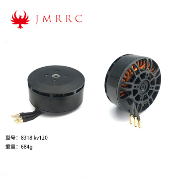 Drone Blushless Motor 8kg Heavy Payload Motor