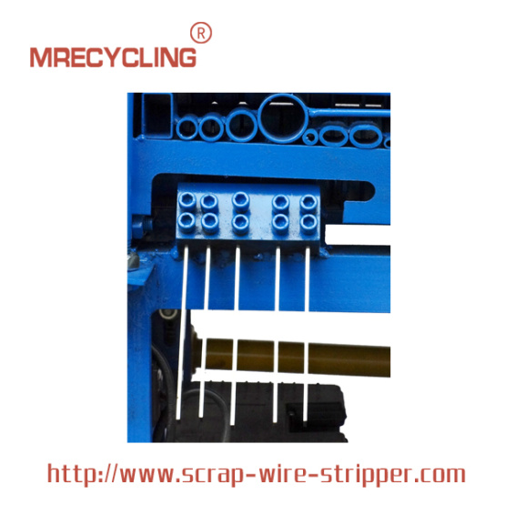 Motorized Wire Stripper