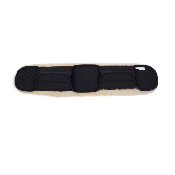 Sheepskin Horse Girth Cover