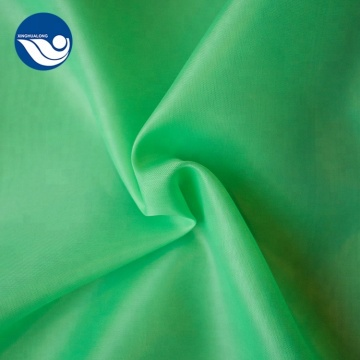 100% Polyester 190T Wash Taffeta Fabric