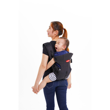 Truly Hands-Free Hooded Baby Carrier