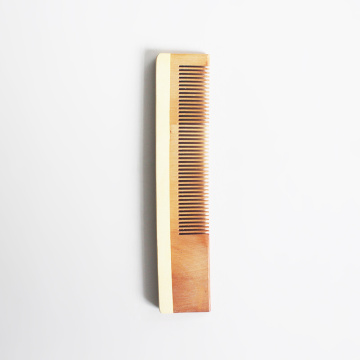 Hotel Bamboo And Wood Comb