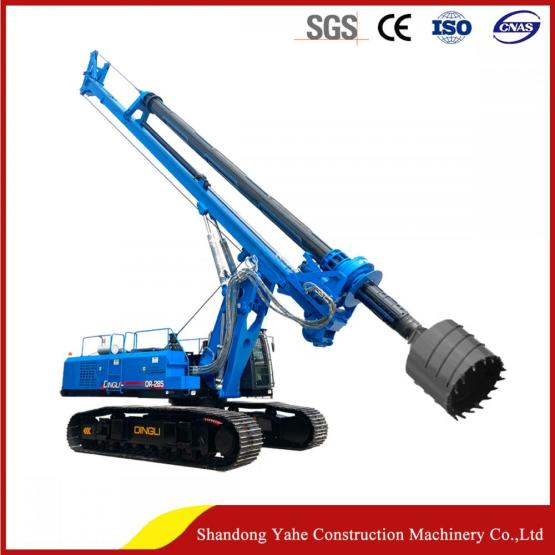 DR-220 hydraulic drilling rig machinery for sale