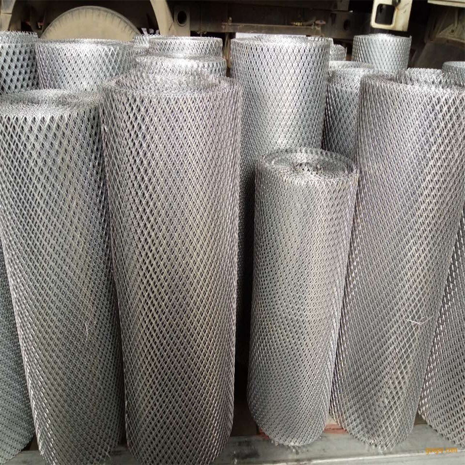 1mm Thick Expanded Metal Mesh