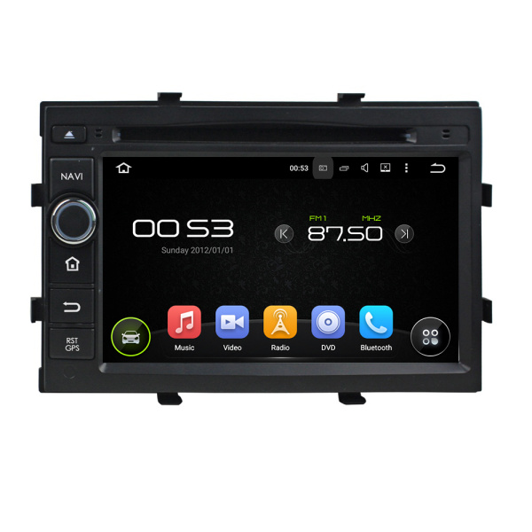 Android car DVD for Chevrolet Cobalt/Spin/Onix 2012