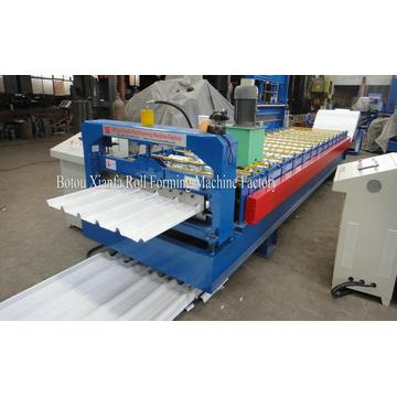 Trapezoidal Panel Steel Equipment