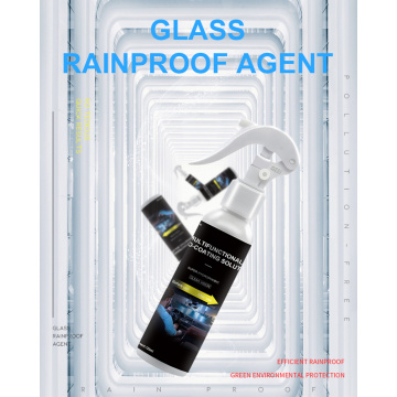 Car Rearview Mirror Glass Siding Glass Rainproof Agent
