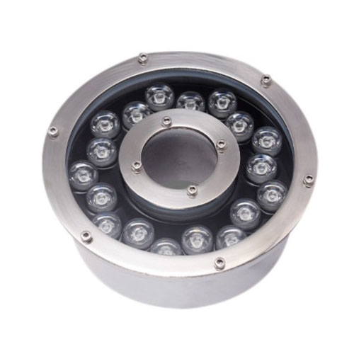 Fishing Pool used 18W LED Fountain Light