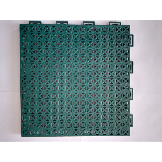 Outdoor Basketball Court Flooring Interlocking Court Tiles