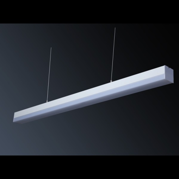 0.6M 24W LED Linear Light Fixtures for Supermarket Lighting
