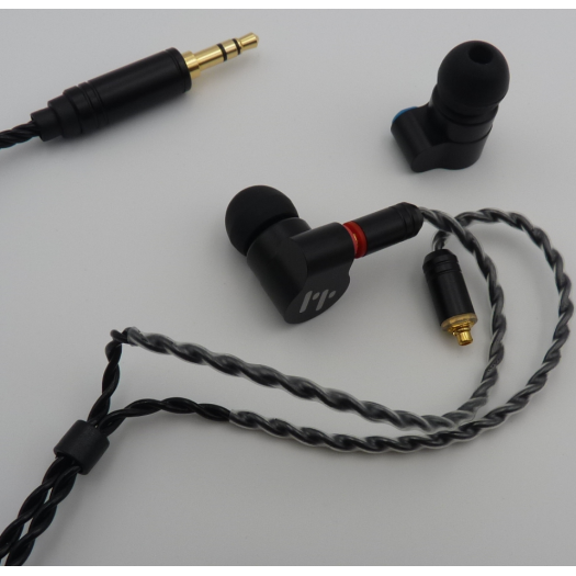 Dual Driver Hybrid Over The Ear Headphones/Earphones/Earbuds