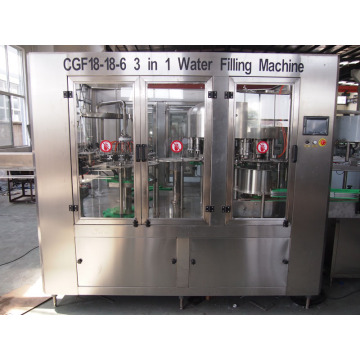 6000BPH Water filling machine