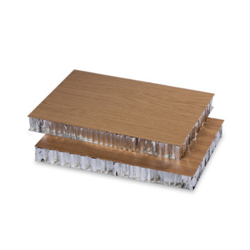honeycomb core sandwich panel for curtain wall