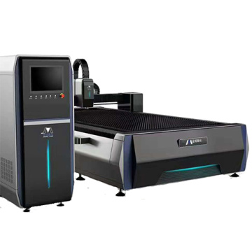 Metal Door Fiber Laser Cutting Machine