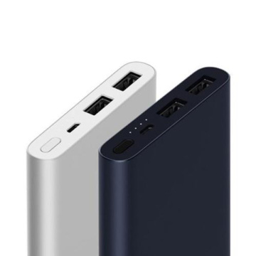 Power bank 8000mAh Aluminum portable charger