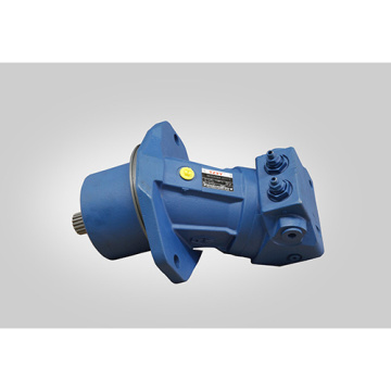 Hydraulic Piston Motor Quantitative Plug in Motor