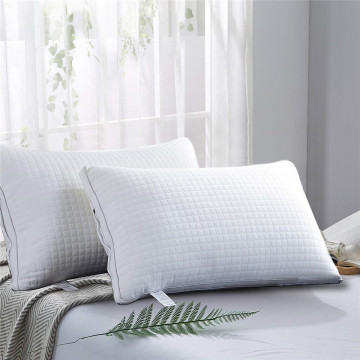 Polyester Pillow Hotel Collection Comfortable Soft Pillow