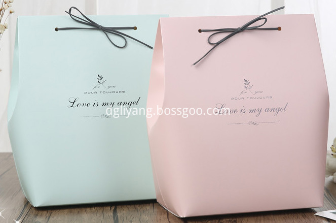 Paper Mini Gift BoxesLY2017030720-
