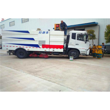 SUPER HOT Dongfeng Road guardrail cleaning vehicle