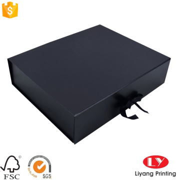 Elegant High quality cardboard gift folding box